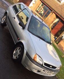 Ford Fiesta 1.3 *motd*