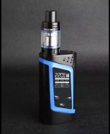 *NEW* SMOK ALIEN 220w kit (Mod only) BLUE Vape