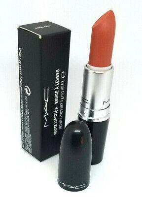 MAC Cosmetics Lipstick KINDA SEXY Full Size Retro Matte BNIB Fast/Free Shipping