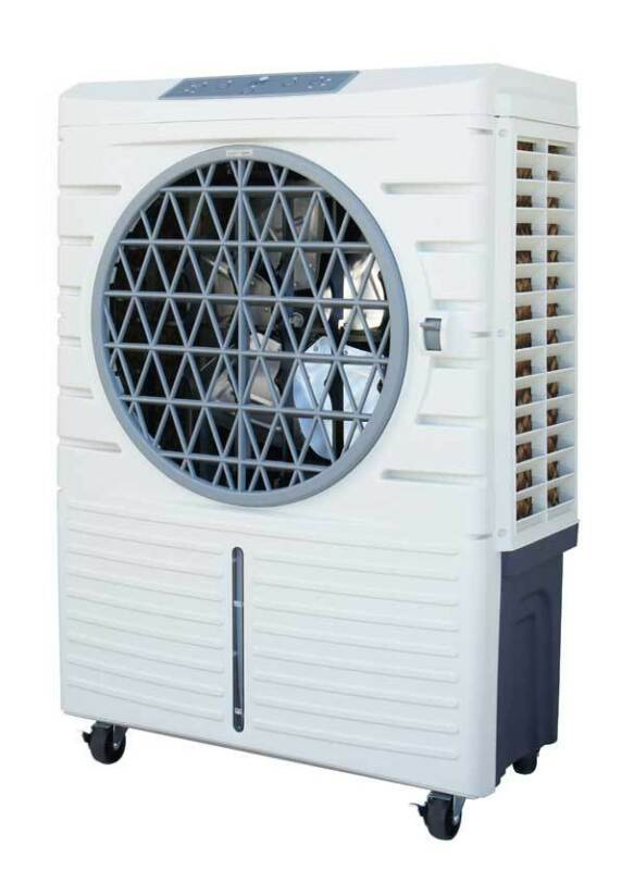 SPT 101-Pint Heavy-Duty Indoor/Outdoor Evaporative Cooler White SF-48LB