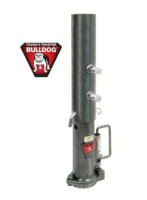 """Bulldog Gooseneck Trailer Coupler 30K 4.5"""" Outer 4"""" Inner 2-5/16"""" Ball 3/4"""" Pin"""