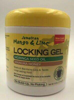 Rasta Jamaican Mango & Lime Locking Gel 6 oz
