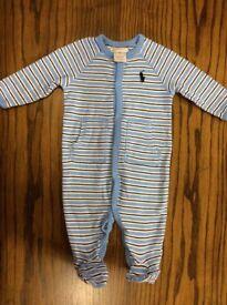 Ralph Lauren Baby Grow 3 Months