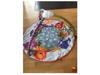 Fisher price baby activity mat