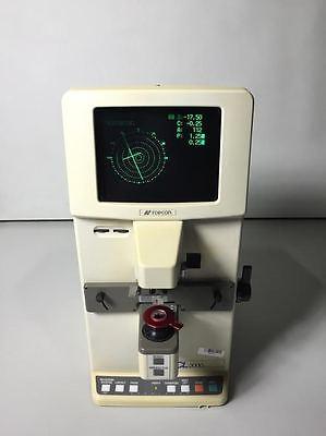 Topcon Cl 2000 Auto Lensmeter
