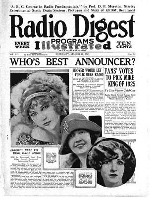 Radio Digest 288 Issues Free Shipping Today
