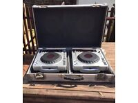 X2 PIONEER 800 MK2 CDJ - FLIGHT CASE NOT INCLUDED