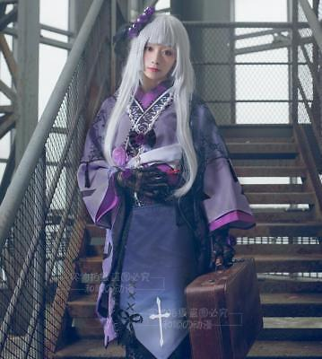 cosplay Anime Japan Kimono Damenkostüme Rozen Maiden Suigintou (Rozen Maiden Suigintou Kostüm)