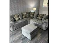 SALE OFFER VERONA CHESTERFIELD DESIGN CORNER /3+2 SEATER SOFA SET AVAILABLE
