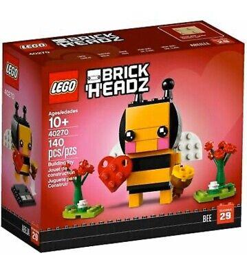 LEGO BrickHeadz Bee (29) 40270 New In Box