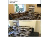 Corner sofa csl