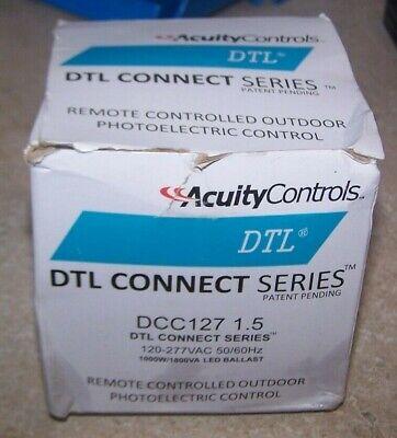 New Dtl Connect Series Dcc 127 1.5 120-277vac 5060hz Remote Photoelectric