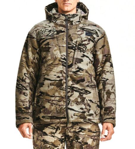 Under Armour UA REVENANT Windstopper® Gore-Tex® Barren Camo Hunt Parka Jacket