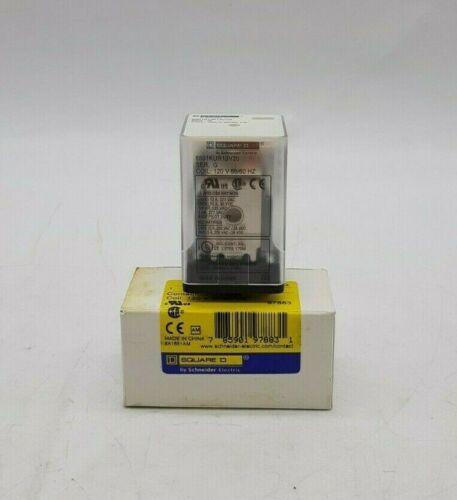 Square D 8501KUR13V20 Plug-In GP Relay