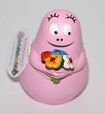 Plastoy Barbapapa - BARBAPAPA with Flowers Figure