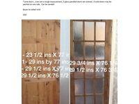 7 pine doors for sale