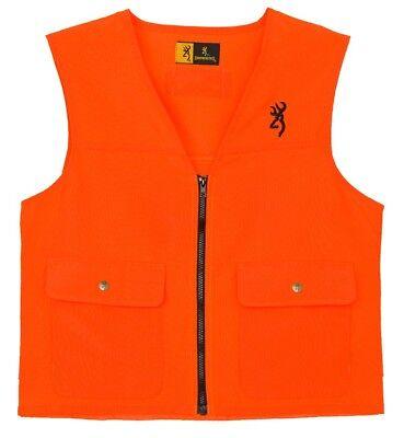Browning Junior Safety Vest Blaze - Junior Safety Vest