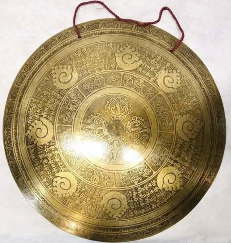 21 Inch Large Chakra Cleansing Sound Healing Meditation yoga sound Bath Gongs