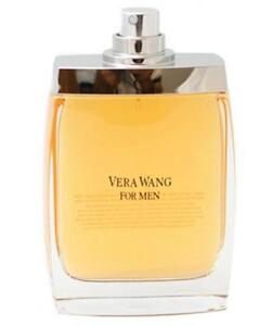 VERA WANG for Men Cologne 3.4 oz edt Spray New tester
