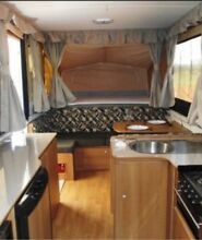 Jayco flamingo  camping trailer won't disappoint Joondalup Joondalup Area Preview