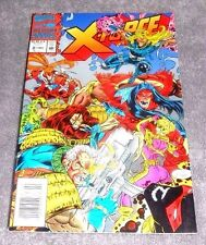 Vol. 1 1993 X-Force Annual 2