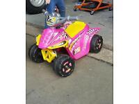child's electric quad