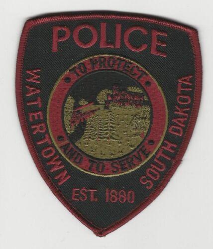 Subdued SWAT SRT Watertown Police State South Dakota SD