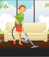 CJ Cleaning-  All your cleaning needs!!!!