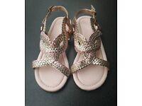 Girls Sandals size 12