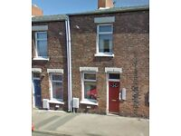 !!! 2 BED HOUSE !!!NEWLY FURBISHED,NO DEPOSIT, TO RENT,TO LET,BLACKHALL COLLIERY,DURHAM,SUNDERLAND
