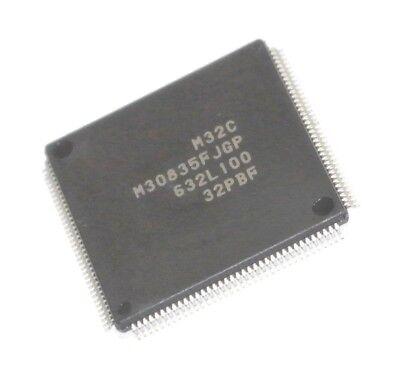 M30835fjgp Renesas Mcu 16-bit R8c Cisc 512kb Flash 5v 144-pin Lqfp .. 1 Pcs