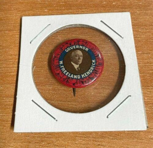 Antique Original W. Freeland Kendrick Governor Pa. Shriner Imperial Potentate