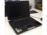 Asus Eee PC 1000H - Intel Atom N270 1.6GHz - 1GB RAM - 320GB 7200RPM HDD - Charger