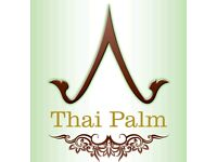 Thai Palm open for you