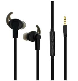 In Ear Noise Cancelling Headset Earphones Headphones with Remote & Microphone - iPhones iPads & More