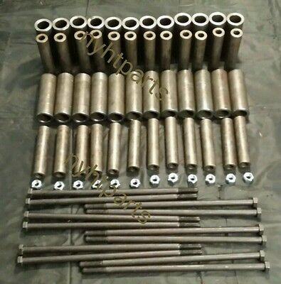 Asv Rcv Rc85 Rc100 Sprocket Inner Outer Sleeve Kit 0302635 0302765 1 Side
