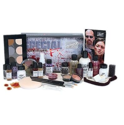 Mehron Special Effects All-Pro FX Professional Complete Makeup - Special Effects Makeup Kit