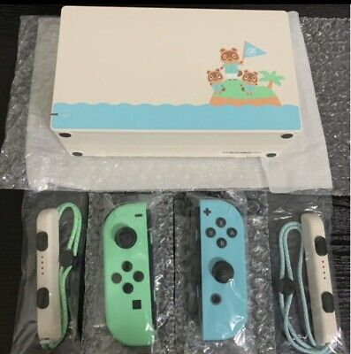 """Nintendo Switch Animal Crossing  Only """"Joy-Con"""" and """"Dock"""" NO console NO Box"""