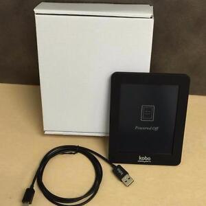 Kobo Mini Ereader 2GB, WIFI 5 Inch - Black Gray ( REFURBISHED)