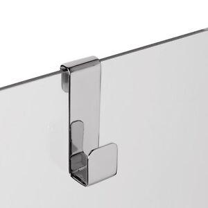 Appendino porta accappatoio cromato per box doccia - Porta accappatoio da doccia ...