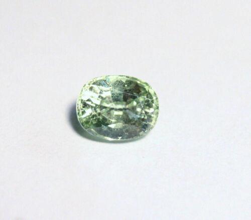 Merelani Mint Grossular Garnet 1.41ct - Rare Faceted Fluorescent Exceptional Gem