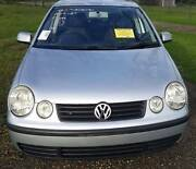 2002 VW POLO 5DR HATCH 4SP AUTO 4CYL 1.4L || NOW WRECKING# VW1061 Bankstown Bankstown Area Preview