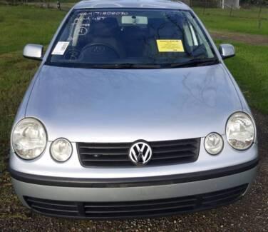 2002 VW POLO 5DR HATCH 4SP AUTO 4CYL 1.4L || NOW WRECKING# VW1061 Bankstown Bankstown Area Preview