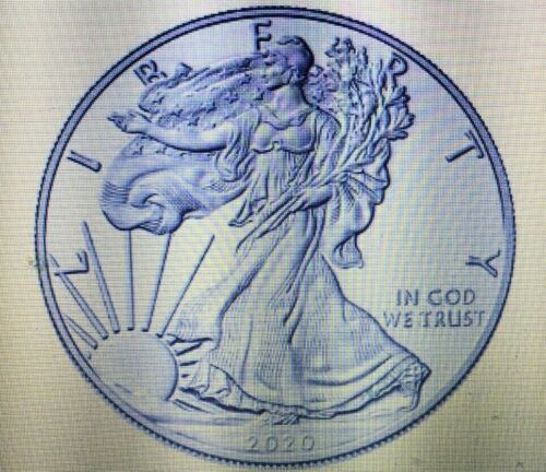 2020-S Proof $1 American Silver Eagle PCGS PR70DCAM   FIRSTSTRIKE    PRE-SALE