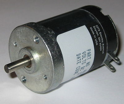 Globe Motors 12v - 4000 Rpm Motor - 405a - Im-13 Short Stack - Low Current