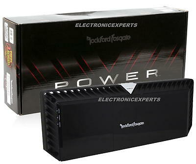 Rockford Fosgate Power T2500-1BDCP 3200 Watts Rms Sub Amplifier 6400 Watt Max (Rockford Fosgate T2500)