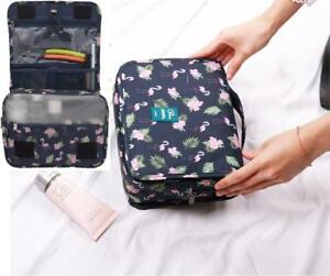 NEW HANGING TOILETRY BAG 226474006 Bathroom Storage Travel Wash Bag Organizer Makeup Pouch Cosmetic Bag