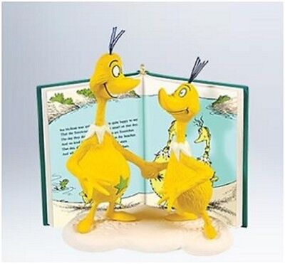 2011 Hallmark Ornament ~ The Sneetches ~ Dr Seuss 50th Anniversary QXI2439 (50th Anniversary Ornament)