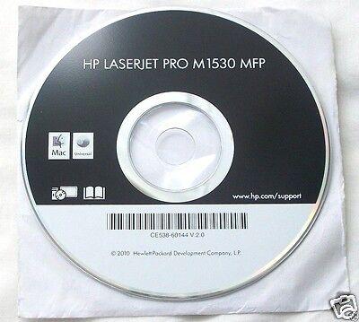 HP Windows Mac Setup Discs CE538-60143 / CE538-60144 - $7.99