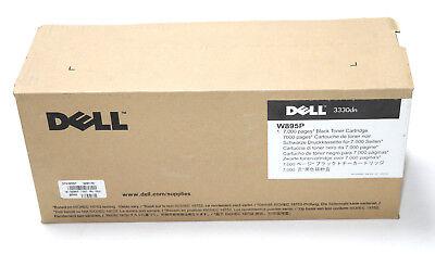 3330dn Laser (Dell W895P Dell Toner 593-10840 schwarz 3330dn Laser Printer, 7000 Seiten)
